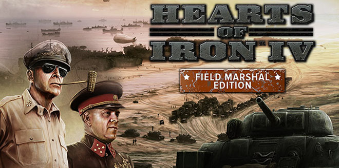 Скачать Hearts of Iron 4: Field Marshal Edition v1 4 2