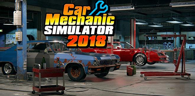 Car mechanic simulator 2018 v 1. 5. 15. Hf1 + 9 dlc (2017) pc.