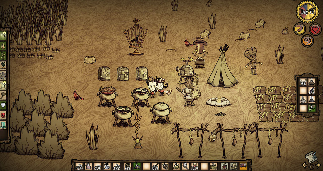 Don't starve together v259992 – торрент.