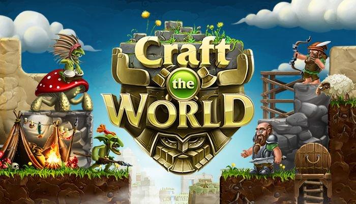 Craft the world v1. 4004 + 2 dlc полная версия на русском торрент.